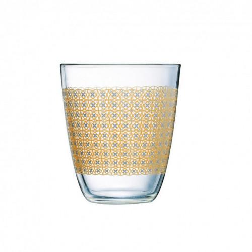 Набор стаканов Luminarc Neo Galaxy Gold N1324 (310 мл) 6 шт