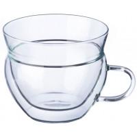 Набор чашек с двойным дном Simax Exclusive Eva Color s2352/2 (250мл) 2шт