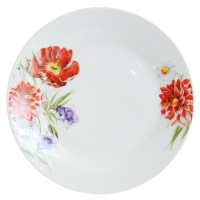 Тарелка десертная круглая Milika Georginy M0671-F20-18076 (20 см)