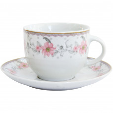 Набор чайный из 4 предметов Milika Bianca M0630-WX4-18018 (230 мл)