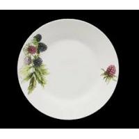 Тарелка десертная круглая Milika Dewberry M0670-HS001-7,5-7 (18,5 см)