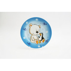 Тарелка десертная круглая Milika Umka М0670-TH5795 (17.5см)