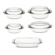 Набор посуды из термостойкого стекла Simax s315 9пр
