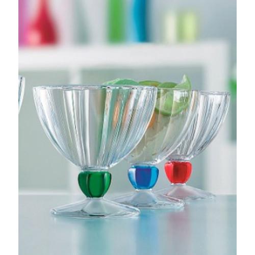 Набор креманок Luminarc Rainbow P1387 (300мл) 3шт