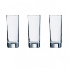 Набор стаканов высоких  Luminarc  Islande  8319 (220 мл)  3 шт