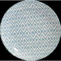 Тарелка десертная круглая Milika Thai Silk Skiey M0470-26-S4 (19 см)