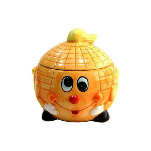 Банка для сыпучих Milika Smile Corn Color M07130-EDB127-A (500 мл)