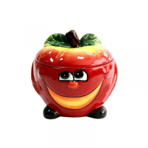 Банка для сыпучих Milika Smile Apple Color M07130-EDB125-A (500 мл)