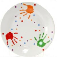 Салатник Milika Baby Handprint  M0650-TH5938 (15 см)