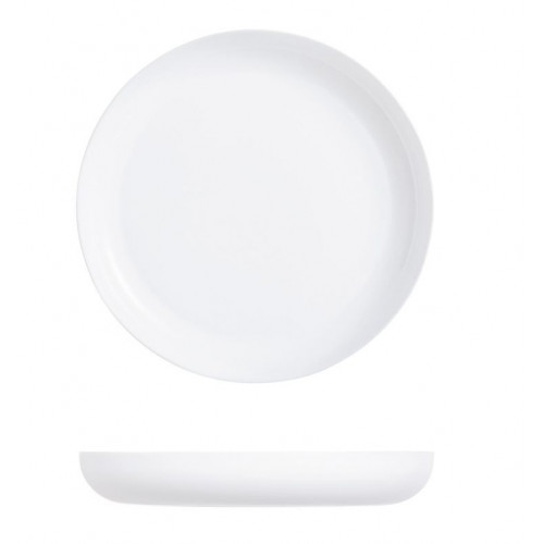 Тарелка глубокая Luminarc Friends Time White Mezze P6283 (29см)