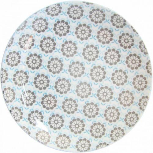 Тарелка десертная круглая Milika Slavna Ash M0470-12A-S (19 см)