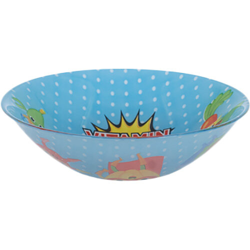 Детский набор столовой посуды Luminarc Vitamin Power P7869 5пр