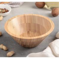 Салатник круглый Wilmax Bamboo  WL-774001 / A  12х6см (250мл)