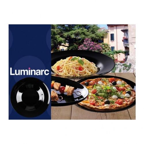 Блюдо для пиццы Luminarc Friends Time Black M0066 (32см)
