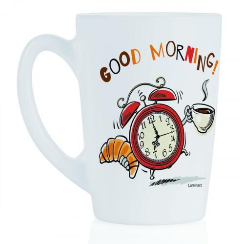 Кружка Luminarc New Morning Alarm Q0570 (320мл)