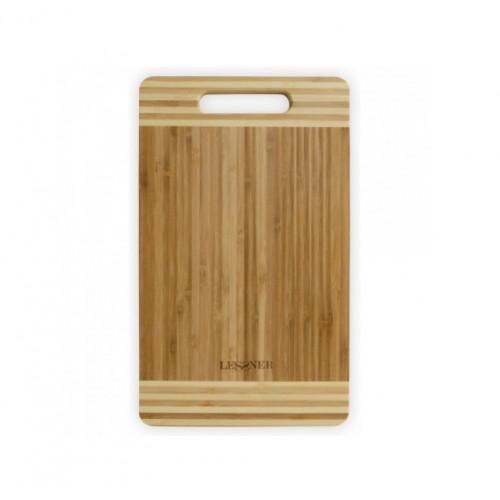 Доска разделочная бамбук Lessner 10301-50 (50х36х2см)