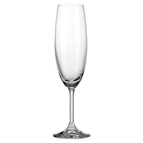 Набор бокалов для шампанского Bohemia Lara b40415 (220мл) 6шт