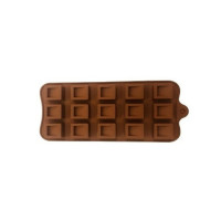 Форма для шоколада силиконовая Vincent VC-1407 (20,5х10см)