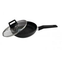 Сковорода с крышкой Vincent VC-4462-24 (24см)