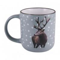 Чашка Milika New Year's Deer M0420-K2 (320мл)