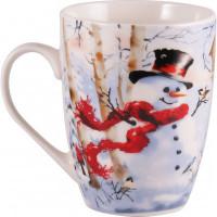 Чашка Milika Happy Snowman M0520-NY14 (360мл)