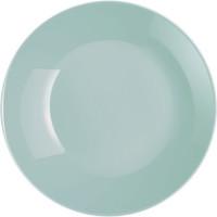 Тарелка глубокая круглая Luminarc Diwali Light Turquoise P2019 (20см)