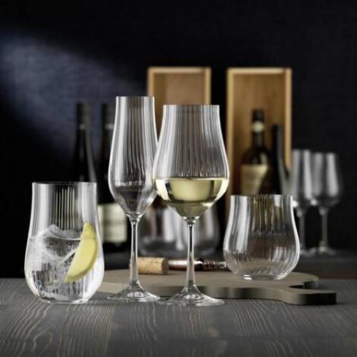 Набор бокалов для вина Bohemia Tulipa Optic b40894 (450мл) 6 шт
