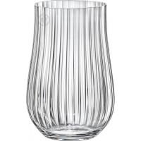 Набор стаканов Bohemia Tulipa Optic b25300 (450мл) 6 шт