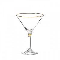 Набор бокалов для мартини Bohemia Olivia 6 шт b40346-20314 (210мл)