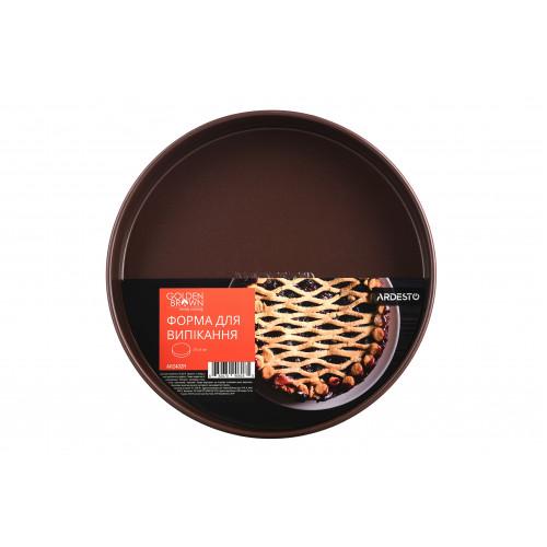 Форма для выпечки Ardesto Golden Brown AR2402R (24см)