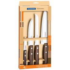 Набор ножей Tramontina Tradicional 22299/041 (4шт)