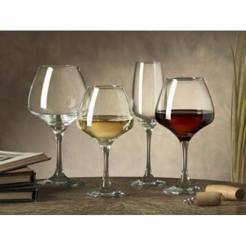 Набор бокалов для красного вина Pasabahce Risus 440287 (580мл) 6шт