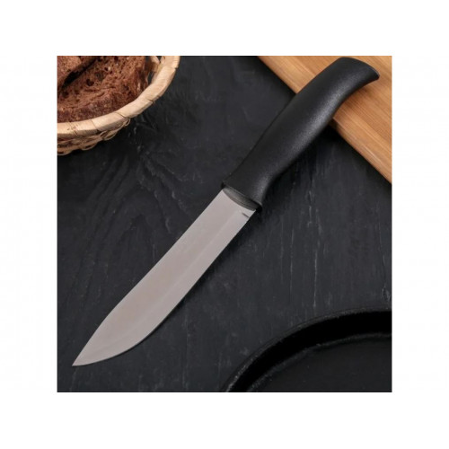 Кухонный нож для мяса Tramontina Athus Black 23083/107 (178мм)