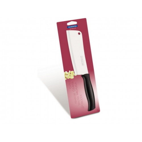 Кухонный нож-топорик Tramontina Athus Black 23090/105 (127мм)
