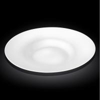 Тарелка глубокая круглая Wilmax WL-991275 / A  (36см)
