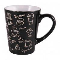 Чашка Milika Coffee Drink Black M0420-L697BL (320мл)