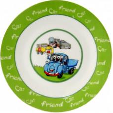 Тарелка десертная Milika Car Friend М0670-TH5049 (17.5см)