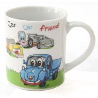 Чашка Milika Car Friend M0620-TH5049 (240мл)