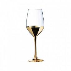Набор бокалов для вина Luminarc Electric Gold P9300 (270мл) 4шт