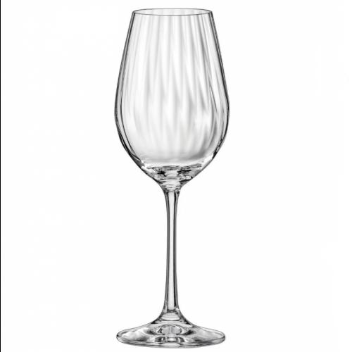 Набор бокалов для вина Bohemia Waterfall b40729-opt22 (550мл) 6шт