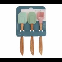 Набор кухонных принадлежностей Lessner Loft 10211 (31см) 3шт