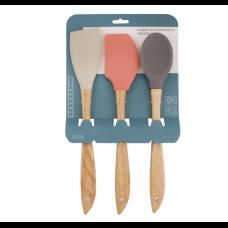 Набор кухонных принадлежностей Lessner Loft 10210 (33см) 3шт