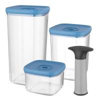 Набор контейнеров с вакуумной системой хранения Berghoff Leo 3950128 4пр