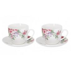 Сервиз чайный Astera Madelaine A0530-S06 4пр.