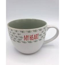 Кружка Milika Soup Mug My Heart M0420-760-SMM3 (450 мл)