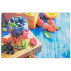 Разделочная доска Viva Blueberries C3230C-B6 (30см)