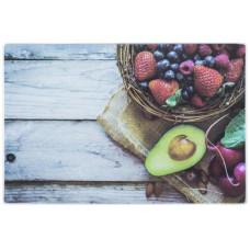 Разделочная доска Viva Fruits C3230C-B3 (30см)