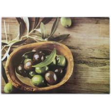 Доска разделочная Viva Olives & Oil C3235C-A2 (35х25см)