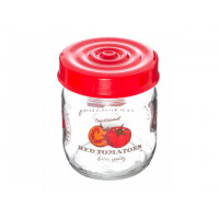 Емкость для сыпучих Herevin Tomato 171341-057 (0.425л)