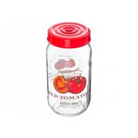 Емкость для сыпучих Herevin Tomato 171441-057 (0.6л)